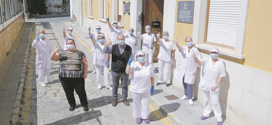 La bona gestió de les residències, clau en la pandèmia El Periòdic d'Ontinyent