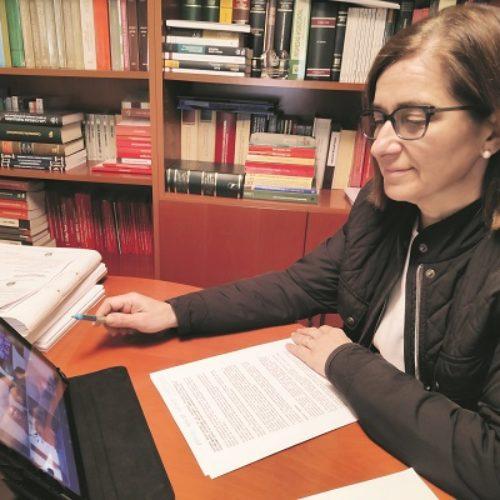 Mercedes Pastor destaca la necessitat d'agilitzar el Pla de Reactivació