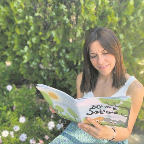 'Buscant la solució' és el primer conte de Mariate Micó