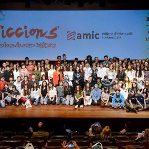 34 històries arriben a la final del concurs literari 'Amic-Ficcions'