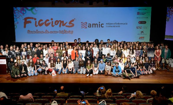 34 històries arriben a la final del concurs literari 'Amic-Ficcions' El Periòdic d'Ontinyent