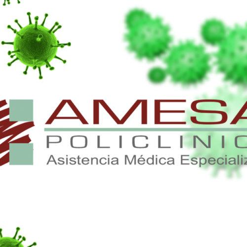 AMESA, primera empresa d'Ontinyent que realitza test de COVID-19