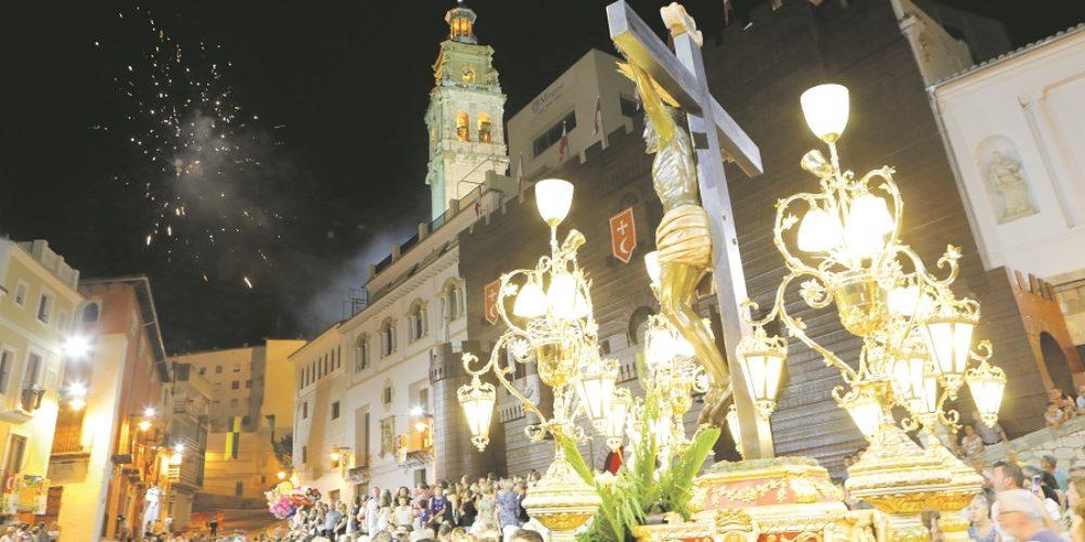 Sense Festes en agost… ¿baixarà el Crist enguany a Sant Carles?