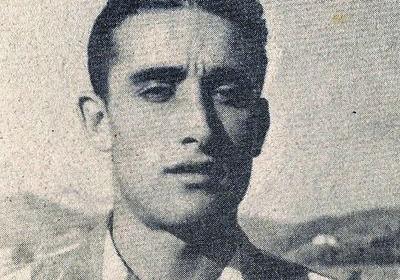 Mor Gonzalo Borredà 'El Pando', jugador de Primera Divisió El Periòdic d'Ontinyent