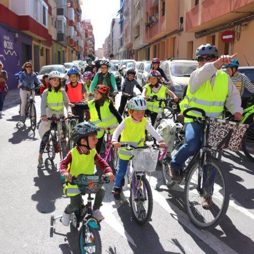 La velocitat als carrers d'Ontinyent es redueix a 30 kms/h i 20 al centre històric