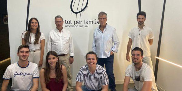 Gonzalo Soler, nou president de Tot per la Música