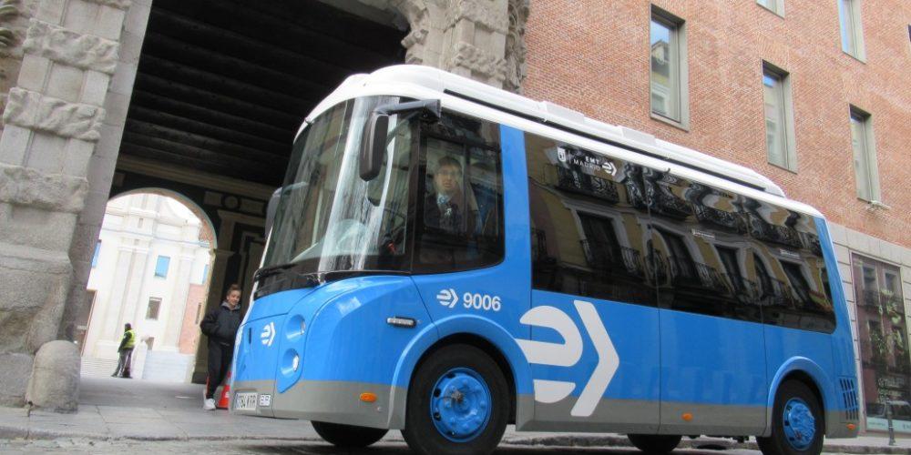 Ontinyent vol tindre dos minibusos urbans ecològics