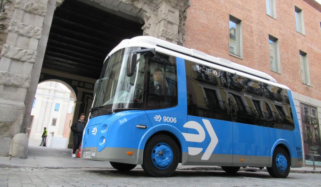 Ontinyent vol tindre dos minibusos urbans ecològics El Periòdic d'Ontinyent