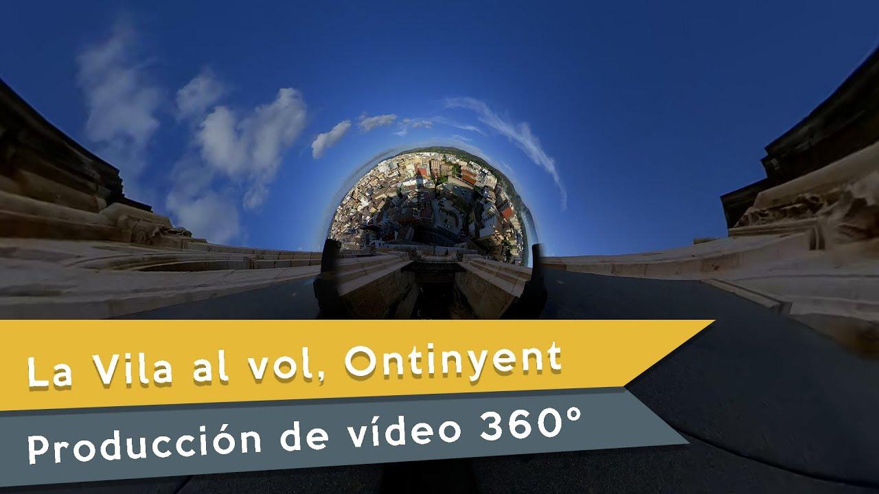 Vol de Campanes, Ontinyent en 360º El Periòdic d'Ontinyent - Noticies a Ontinyent