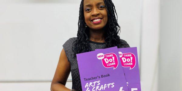 Los libros de plástica en inglés 'Arts & Crafts' se pueden consultar en internet