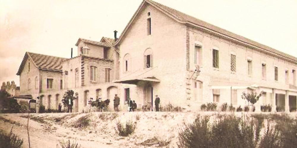 El Balneari d'Ontinyent va ser lloc d'internament per a jueus que fugien dels nazis