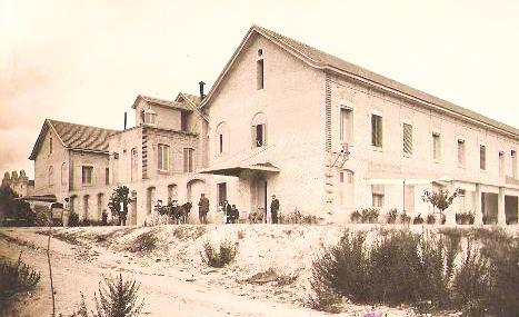 El Balneari d'Ontinyent va ser lloc d'internament per a jueus que fugien dels nazis El Periòdic d'Ontinyent