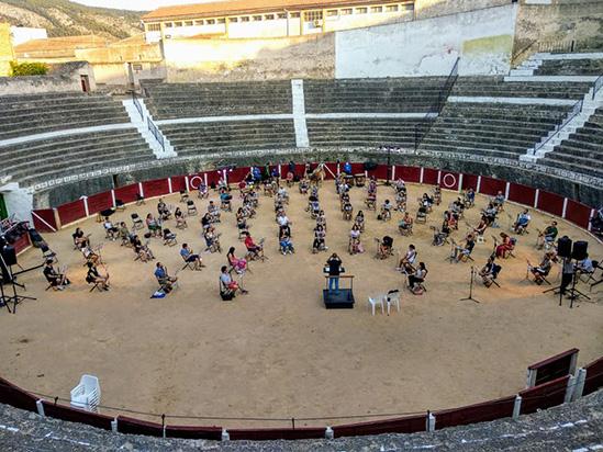 30 músics de Bocairent, confinats per possible contagi de Covid El Periòdic d'Ontinyent
