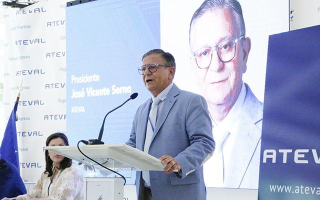 Pepe Serna ja és el nou president dels empresaris del tèxtil valencià El Periòdic d'Ontinyent