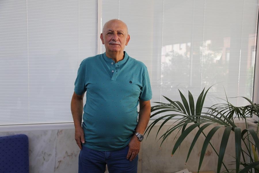 Vicent Esparza es jubila després de més de 30 anys en l'Ajuntament El Periòdic d'Ontinyent