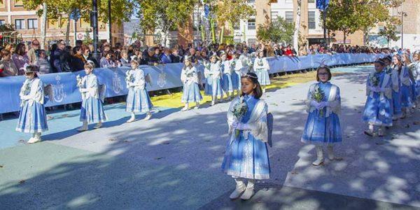 Els actes populars de les Festes de la Puríssima 20, en l'aire