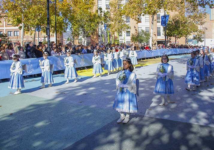 Els actes populars de les Festes de la Puríssima 20, en l'aire El Periòdic d'Ontinyent - Noticies a Ontinyent