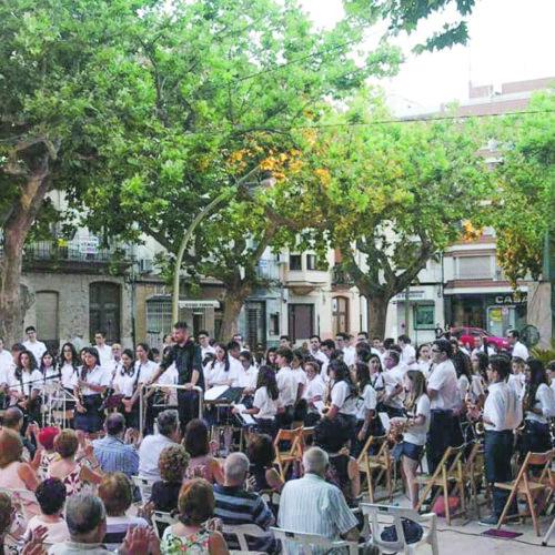 La Unió Artística Musical celebra el I Memorial Mestre Ferrero