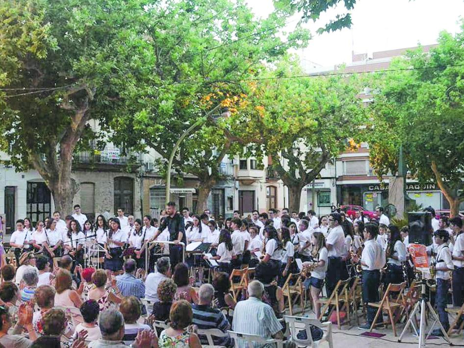 La Unió Artística Musical celebra el I Memorial Mestre Ferrero El Periòdic d'Ontinyent