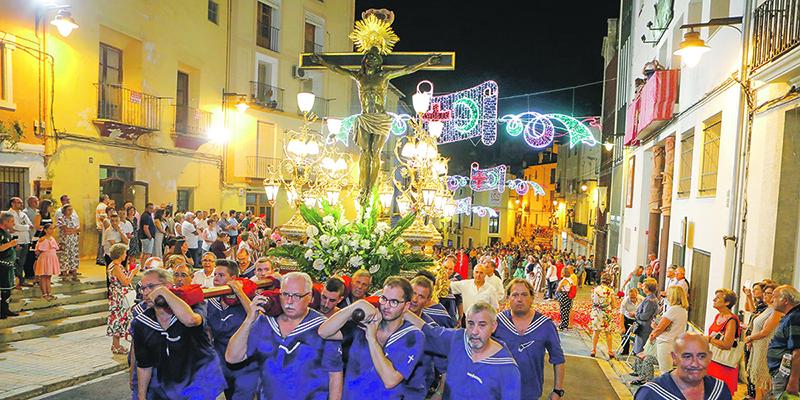 Festers decidirà el divendres sobre la celebració del Dia del Crist a Santa Ana El Periòdic d'Ontinyent