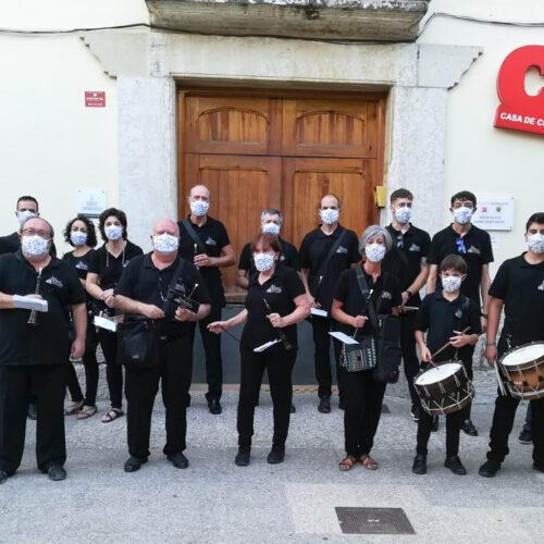 Les dolçaines i els tabals tornen a sonar pels carrers d'Ontinyent
