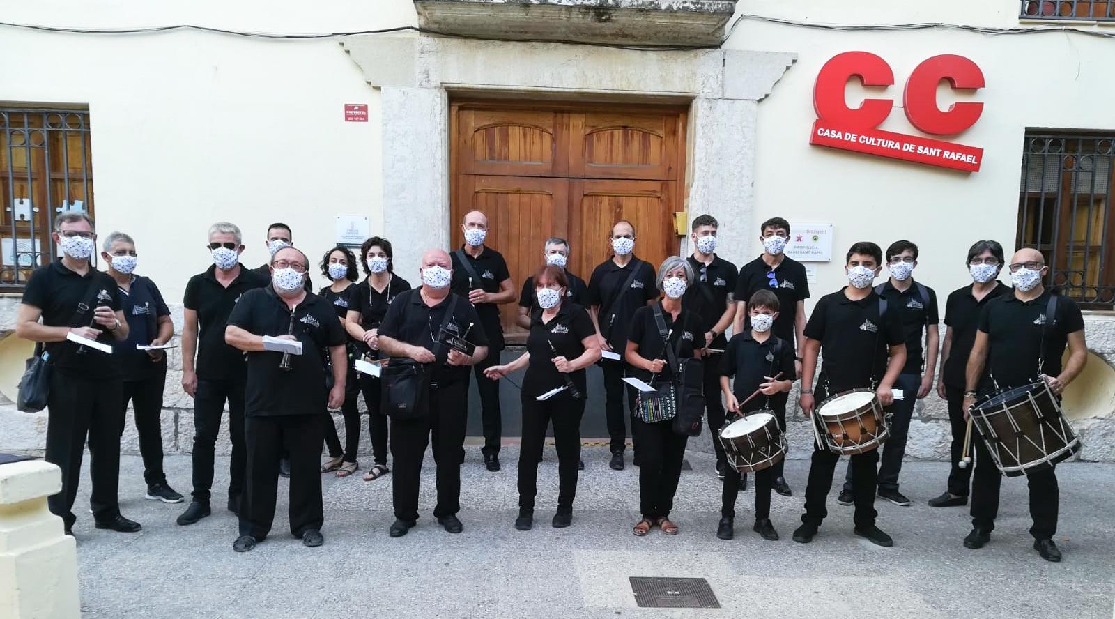 Les dolçaines i els tabals tornen a sonar pels carrers d'Ontinyent El Periòdic d'Ontinyent