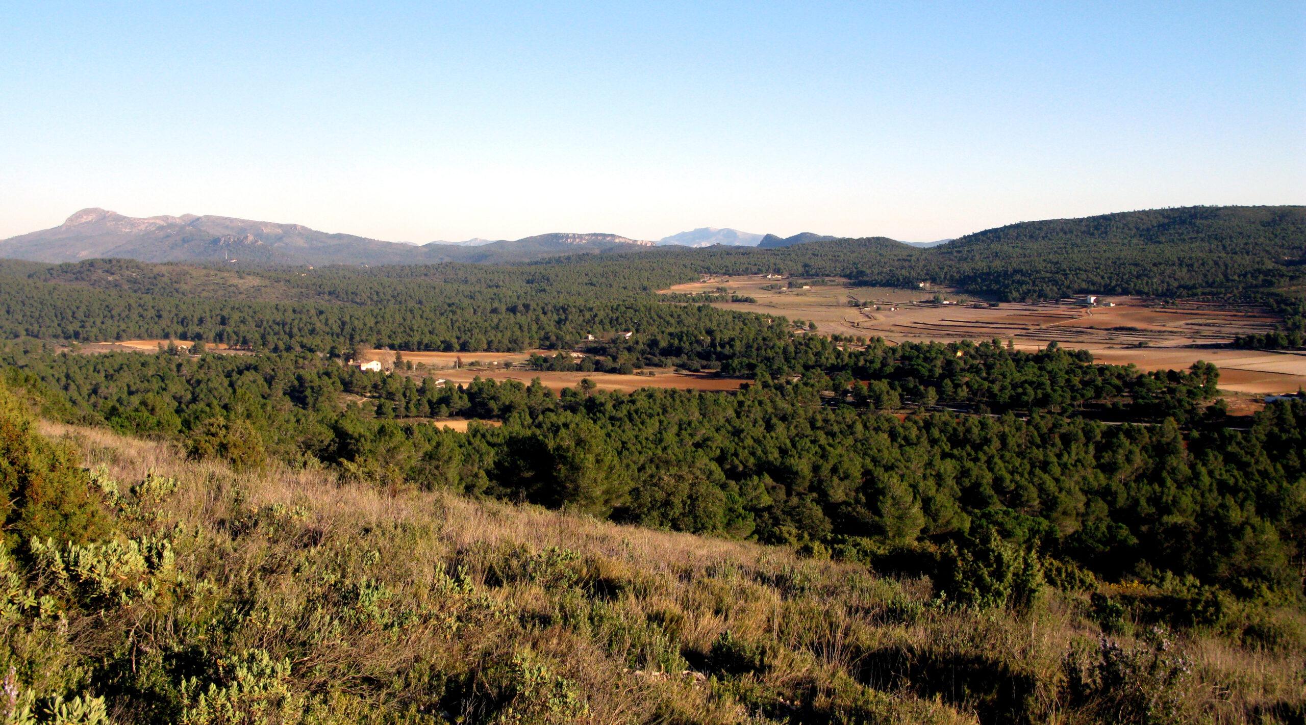 'Entre Muntanyes', més de 30 rutes senderistes per la Vall d'Albaida El Periòdic d'Ontinyent