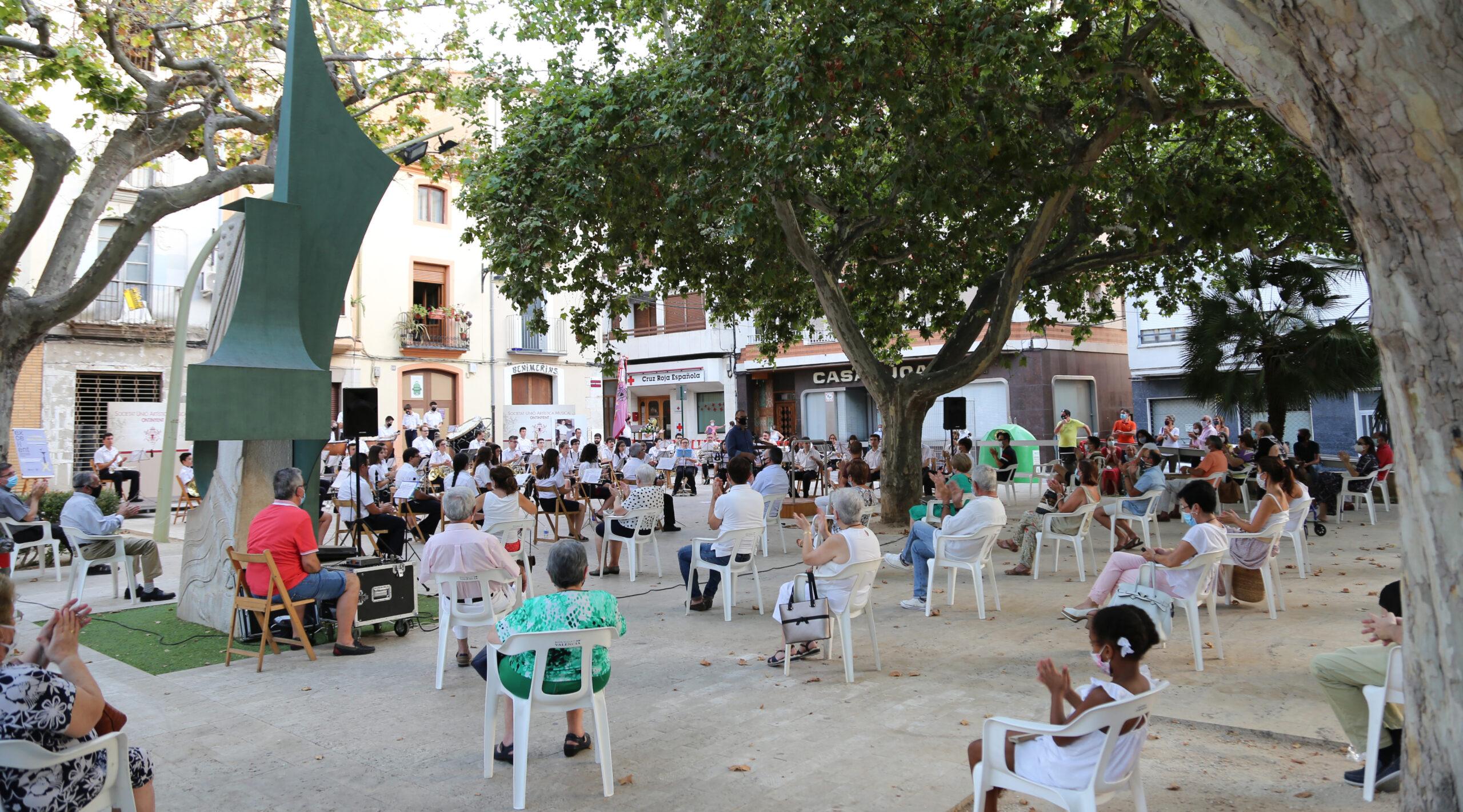 El concert de la Unió no comptarà amb públic presencial El Periòdic d'Ontinyent