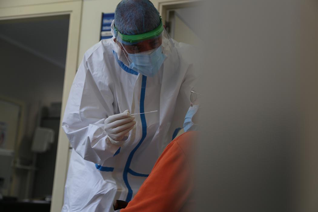 El 12% de les PCR practicades a Ontinyent durant deu dies donen positiu El Periòdic d'Ontinyent