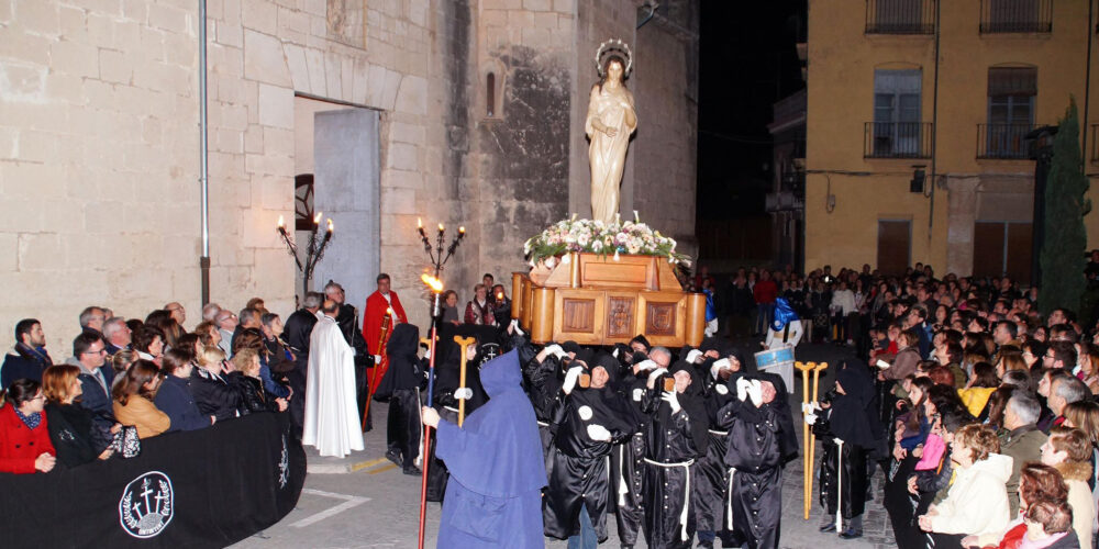 Setmana Santa d'Ontinyent, festa d'interés turístic local de la C. Valenciana