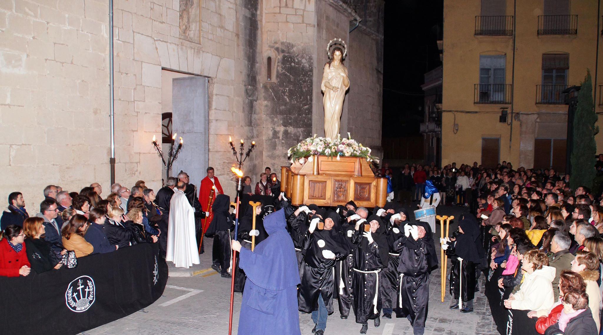 Setmana Santa d'Ontinyent, festa d'interés turístic local de la C. Valenciana El Periòdic d'Ontinyent