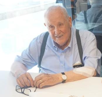 Mor l'empresari Antonio Bernabeu, ex president de l'Ontinyent C.F. El Periòdic d'Ontinyent