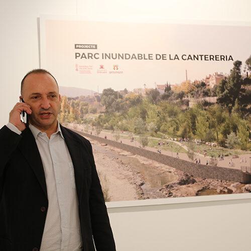 """""""El projecte de la Cantereria és pioner, un model decom fer les coses"""""""