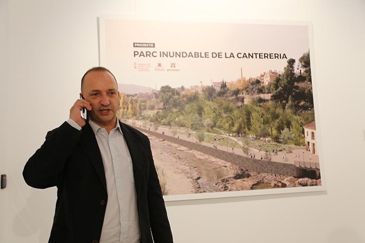 """""""El projecte de la Cantereria és pioner, un model decom fer les coses"""" El Periòdic d'Ontinyent"""