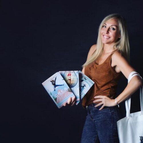 Eva Bernabeu presenta una trilogia per a canviar la teua vida