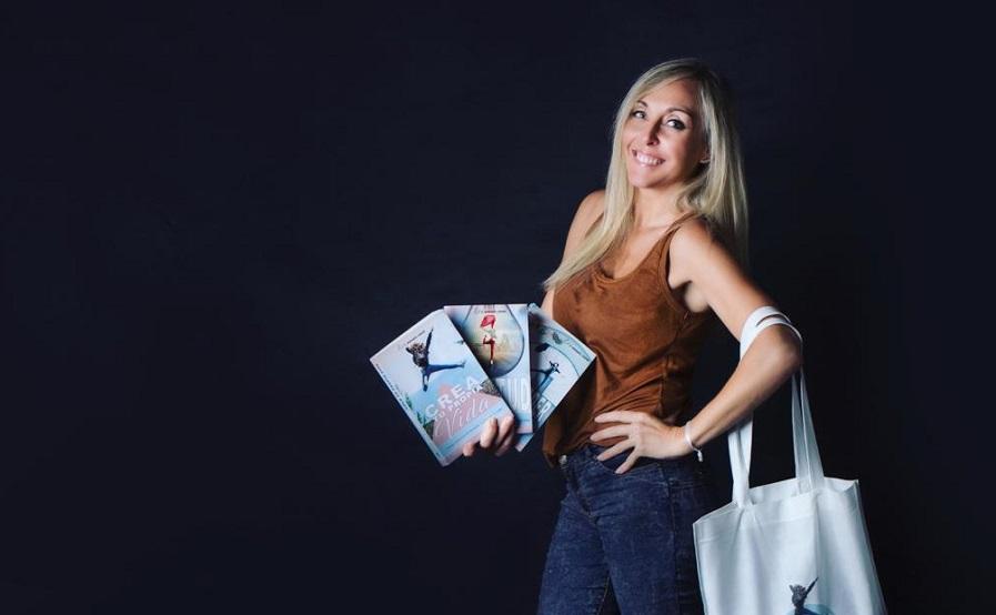 Eva Bernabeu presenta una trilogia per a canviar la teua vida El Periòdic d'Ontinyent - Noticies a Ontinyent