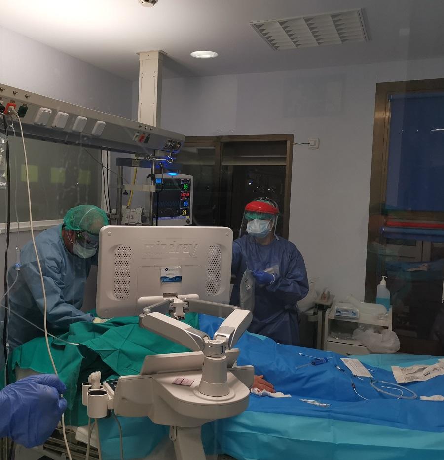 Baixen els casos actius i pugen les hospitalitzacions El Periòdic d'Ontinyent