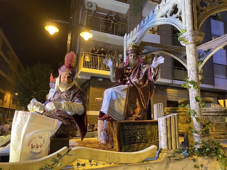 Els Amics dels Reis Mags estudien una Cavalcada que recórrega tots els barris El Periòdic d'Ontinyent