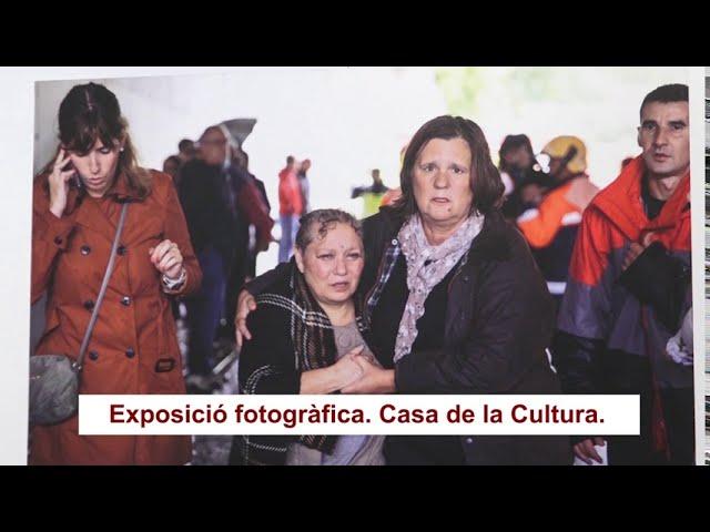 Inauguració exposició DANA Ontinyent El Periòdic d'Ontinyent