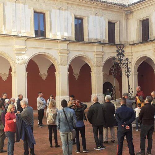 El monestir de Llutxent serà l'escenari dels premis Alfons Roig