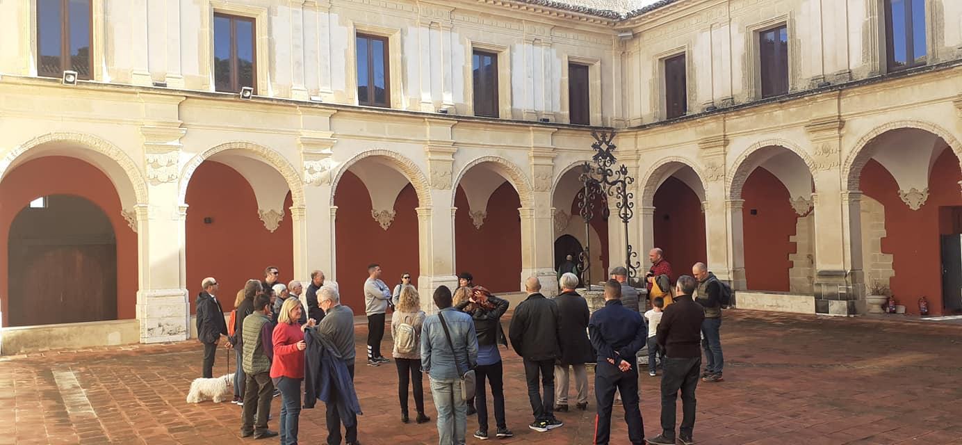 El monestir de Llutxent serà l'escenari dels premis Alfons Roig El Periòdic d'Ontinyent