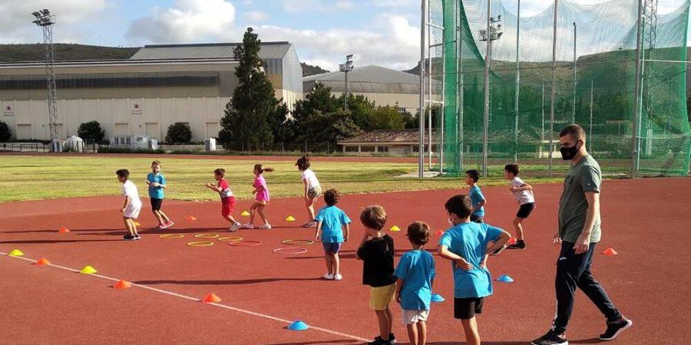 Les escoles esportives inicien la temporada més atípica