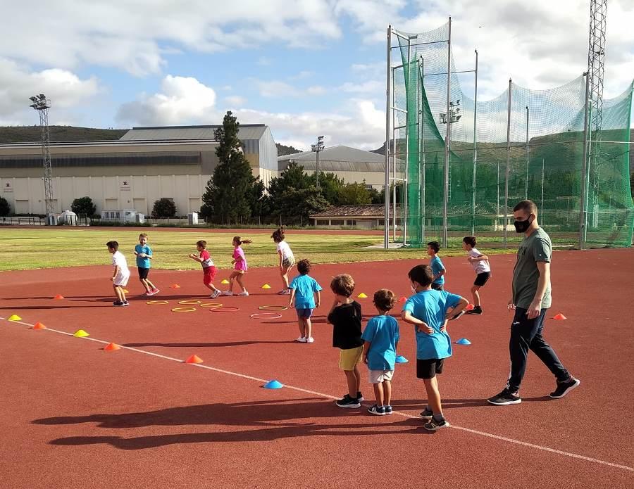 Les escoles esportives inicien la temporada més atípica El Periòdic d'Ontinyent