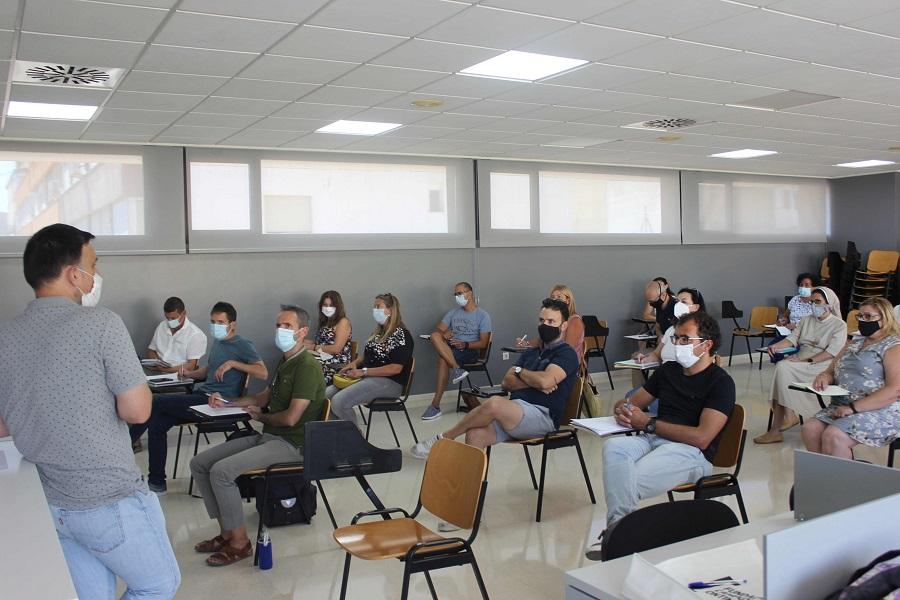 L'alumnat d'Ontinyent s'incorporarà a les classes de manera progressiva El Periòdic d'Ontinyent