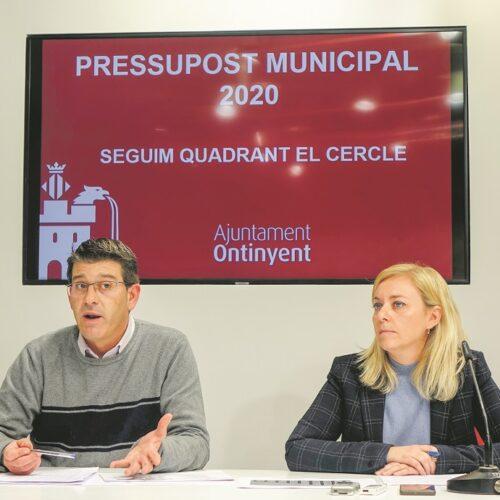 El pressupost per a 2021 superarà els 40 milions d'euros