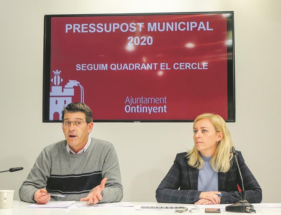 El pressupost per a 2021 superarà els 40 milions d'euros El Periòdic d'Ontinyent - Noticies a Ontinyent