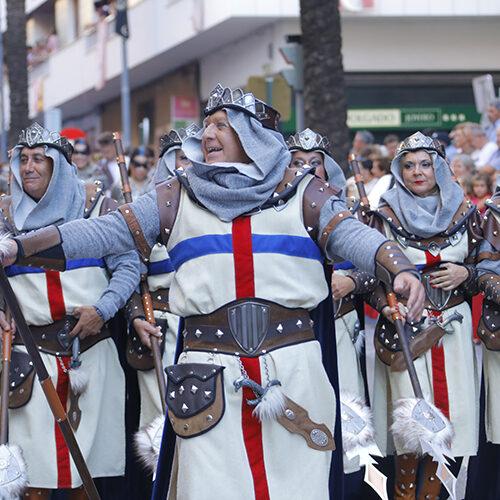Les festes de Moros i Cristians a debat en el Club Barcella