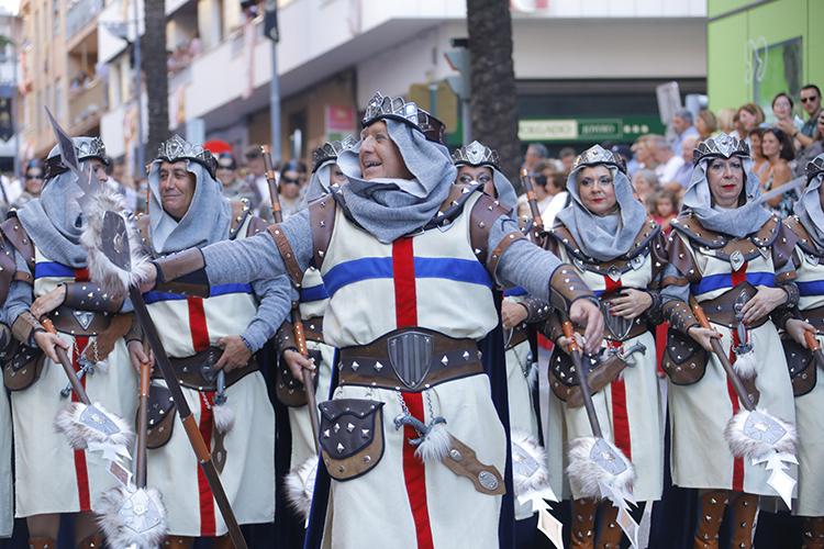 Les festes de Moros i Cristians a debat en el Club Barcella El Periòdic d'Ontinyent