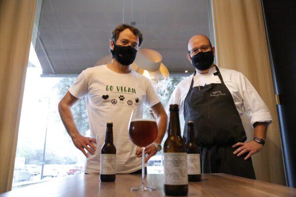 La Cuina crea la seua pròpia cervesa artesanal, ecològica i sense gluten
