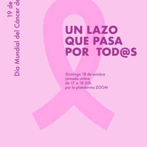 ANIMA celebra de manera on-line el Dia Internacional del Càncer de Mama
